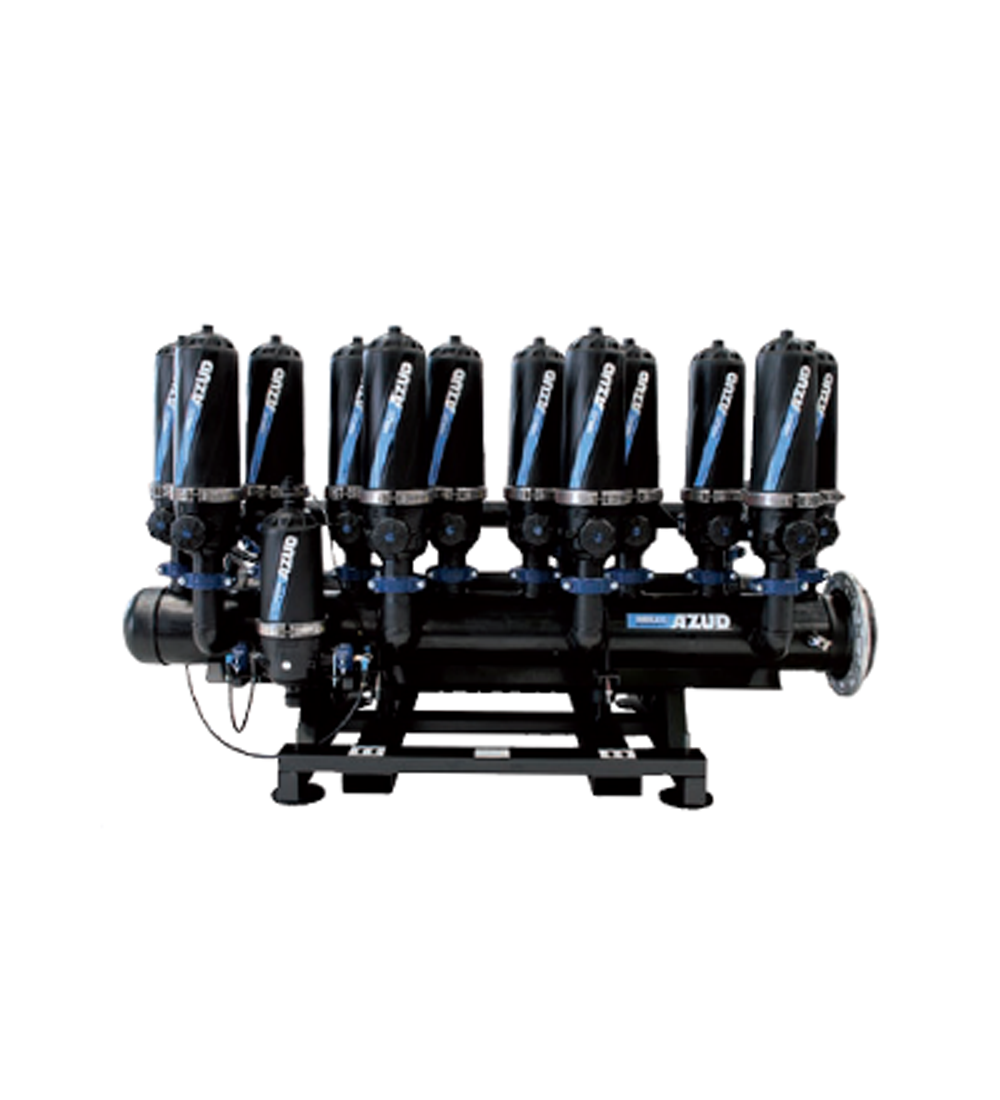 Azud Vattenfiltersystem