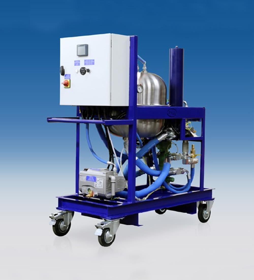 HNP023 Mobilt Vakuumaggregat