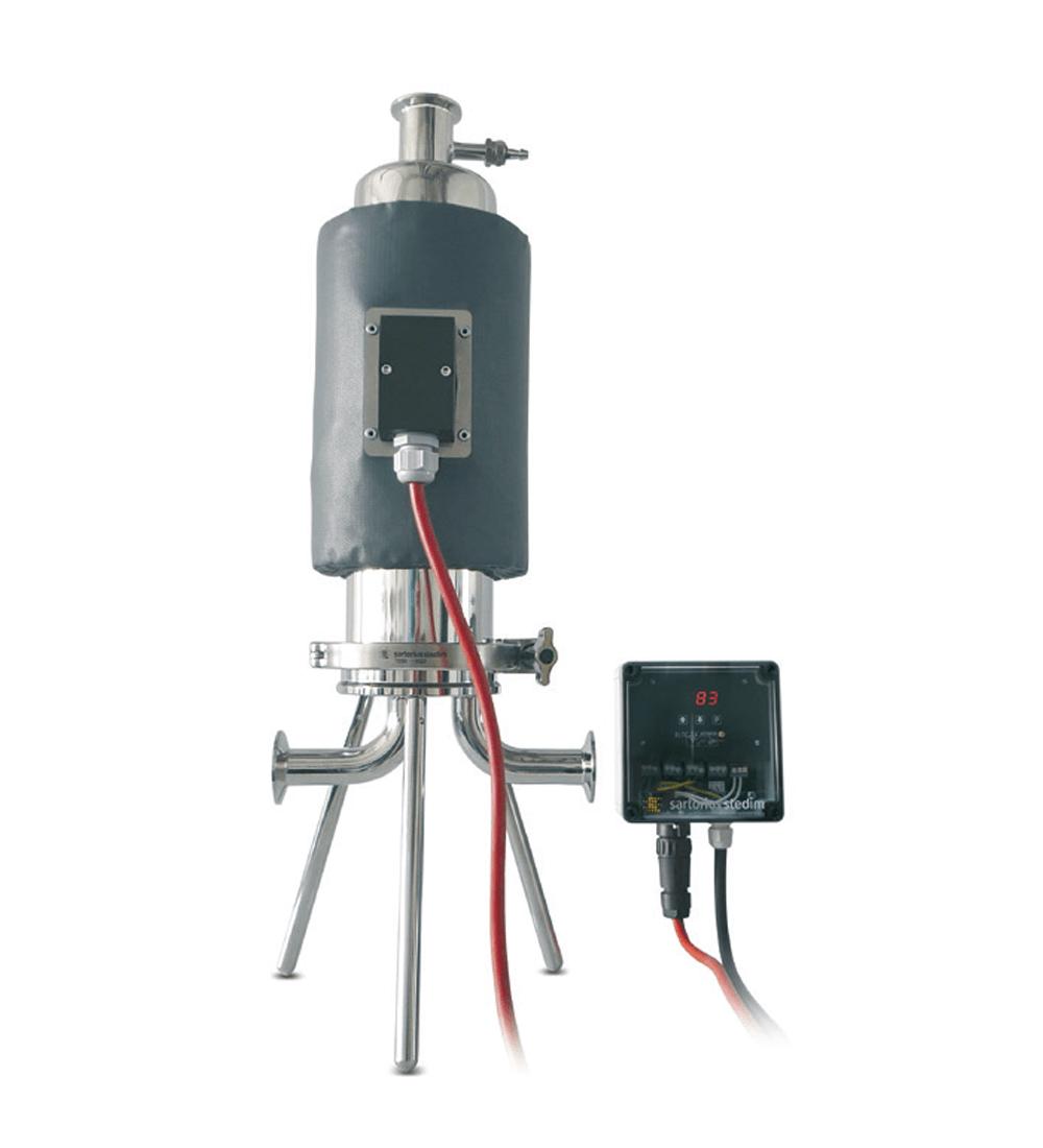 Removable Heaters Filterhus